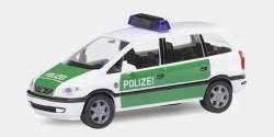 Opel Zafira Polizei