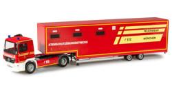 Mercedes Benz Actros MP2 MOBAS Feuerwehr München