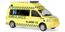 VW T5 Ambulance DK