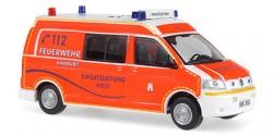 VW T5 ELW Feuerwehr Hamburg West
