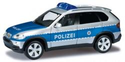 BMW X5 Polizei Thüringen