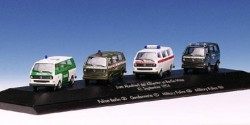 VW Bus Alliierte Military Police (GB)