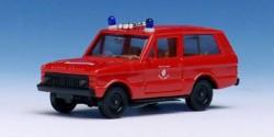 Range Rover Feuerwehr Karlsruhe