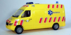 Mercedes Benz Sprinter Ambulance Witte Kruis