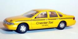 Chevrolet Caprice Checker Taxi