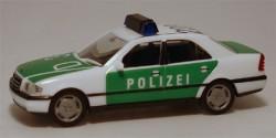 Mercedes Benz C200 Polizei