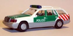 Mercedes Benz E-Klasse Autobahnpolizei