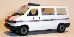 VW T4 Gendarmerie