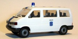 VW T4 Polizei Belgien