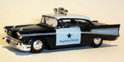 Chevrolet Bel Air Highway Police