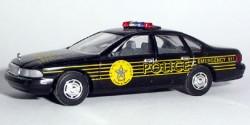 Chevrolet Caprice Taft Police Nevada