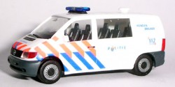 Mercedes Benz Vito Polizei Niederlande