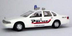 Chevrolet Caprice Sapulpa Police