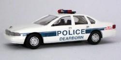 Chevrolet Caprice Dearborn Police
