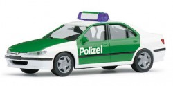 Peugeot 406 Polizei