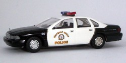 Chevrolet Caprice Beverly Hills Police