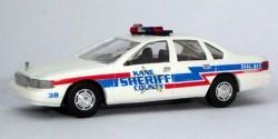 Chevrolet Caprice Kane County Police