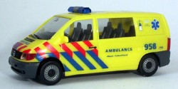 Mercedes Benz Vito Ambulance Noord-Holland
