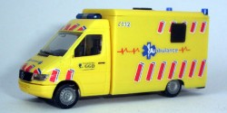 Mercedes Benz Sprinter Ambulance GGD Den Haag