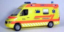 Mercedes Benz Sprinter Ambulance Kijlstra - Drachten