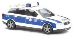 Audi A4 Avant THW Kulmbach