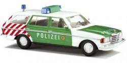 Mercedes Benz W123 T Polizei