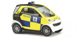 Smart City Coupe Polizei England