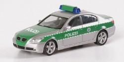 BMW 5er Limousine Polizei Bayern