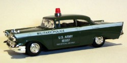 Chevrolet Bel Air US Military Police