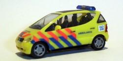 Mercedes Benz A-Klasse Ambulance Niederlande