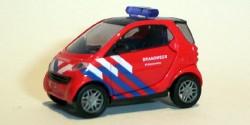 Smart City Coupe Feuerwehr Niederlande