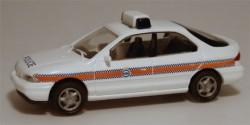 Ford Mondeo Polizei England