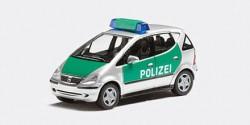 Mercedes Benz A-Klasse Polizei