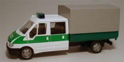 Ford Transit Pritsche/Plane Polizei/BGS