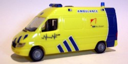 Mercedes Benz Sprinter Ambulance West Brabant