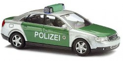 Audi A4 Polizei Baden-Württemberg