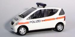 Mercedes Benz A-Klasse Polizei Österreich