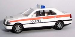Mercedes Benz C200 Polizei Österreich
