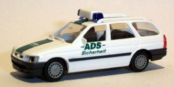 Ford Escort ADS Sicherheit