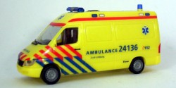 Mercedes Benz Sprinter Ambulance Zuid-Limburg