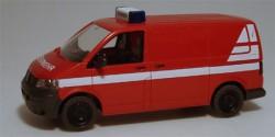 VW T5 Feuerwehr Transporter