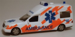 Mercedes Benz W210 Binz KTW Ambulance