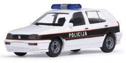 VW Golf III Polizei Bosnien