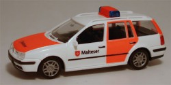 VW Golf IV Malteser Med. Transport Dienst