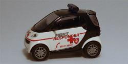 Smart City Coupe Malteser/DRK First Responder