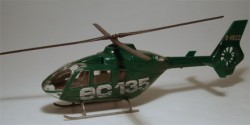 Eurocopter 135 Polizei