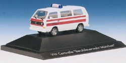 VW T3 MTW Feuerwehr München