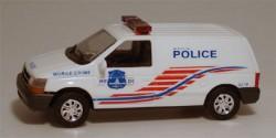 Dodge Ram Van Metropolitain Police Washington