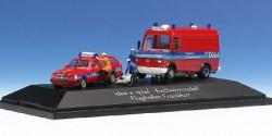 Mercedes Benz E320 ELW Feuerwehr Frankfurt