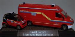 Smart Fortwo Feuerwehr Ulm